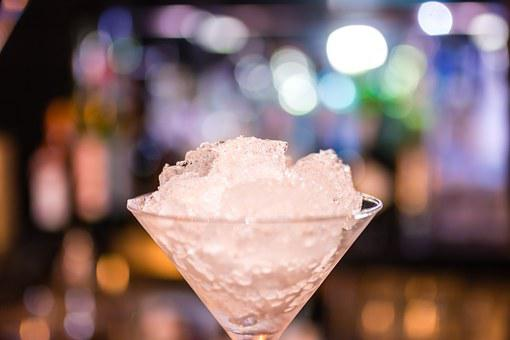 Ice, Cocktail, Glass, Drink, Alcohol, Cold, Beverage
