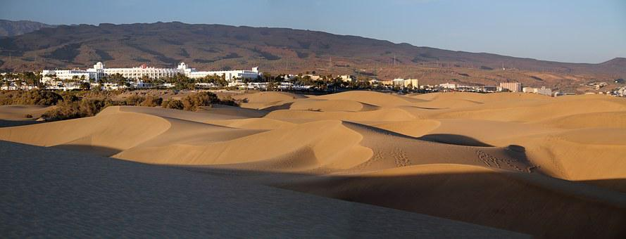 Maspalomas, Dunes, Gran Canaria, Canary Islands, Sand