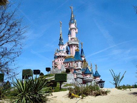 Disney, Disneyland, Disneyland Paris, Paris, Theme