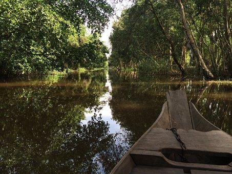 Natural, Viet Nam, Countryside, Water, Vietnam