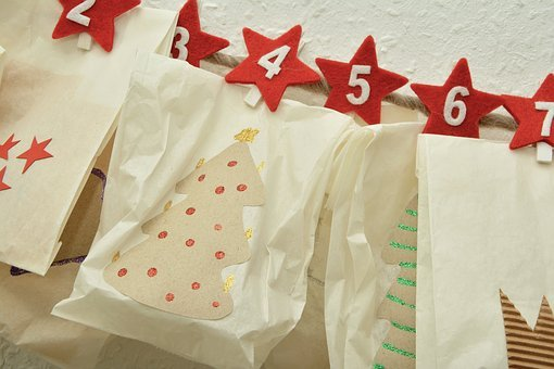 Advent Calendar, Made, Packed, Advent, Surprise, Pay