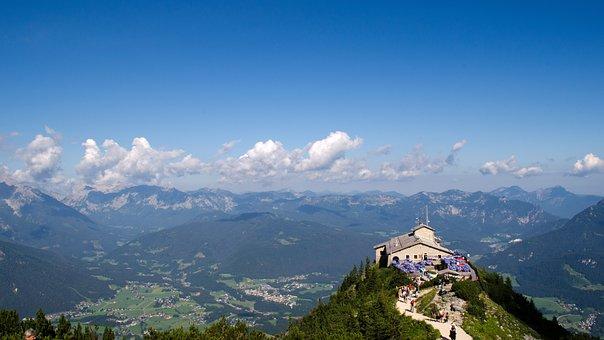 Eagle's Nest, Bavaria, Alpine
