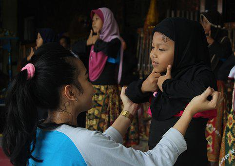 Indonesian Traditional Dance, Tarian Indonesia