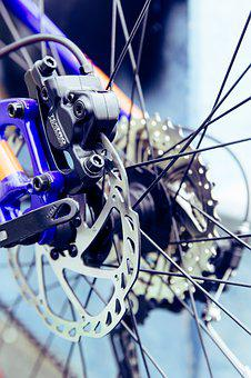 Mountain Bike, Brake, Disc Brake, Bike, Wheel, Cycling