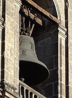 Mexico City, Campaign, Cathedral, Church, Architecture