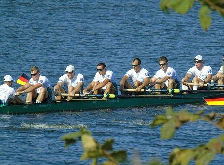 Germany Eighth, Rowing, Rowing Marathon