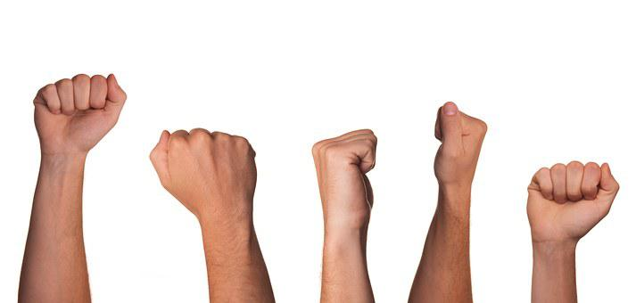 Fist, Rebellion, Rebel, Arm, Arms, Store, Stakes