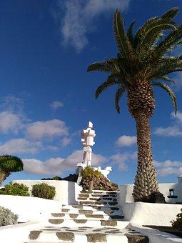 Monument To The Peasant, Lanzarote, Cactlanzarote