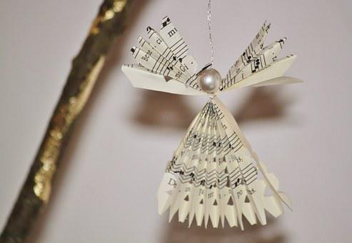 Angel, Christmas Decorations, Christmas Ornaments