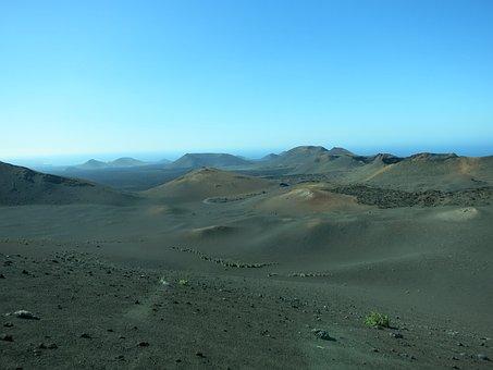 Lanzarote, Volcano Island, Panorama
