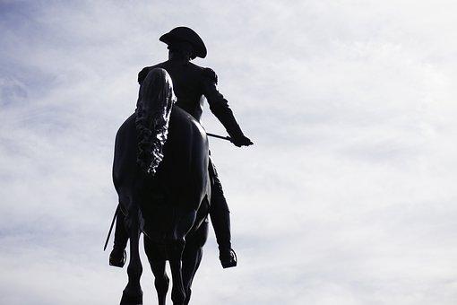 Paul Revere, Boston, Statue, Massachusetts, American