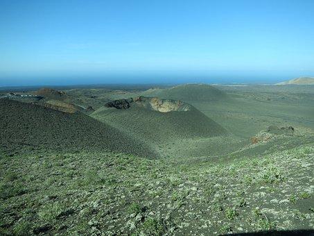 Lanzarote, Volcano Island, Volcano