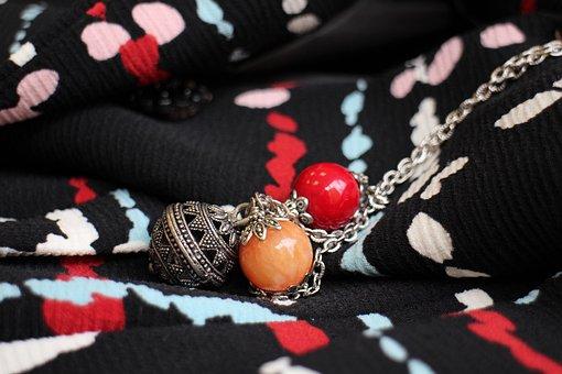 Jewelry, Balls, Precious, Feast, Red, Colors, Ornament