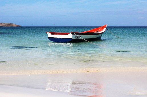 Donsimon, I Boat, Cubagua