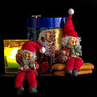 Printen, Imp, Christmas Elves, Festive, Christmas