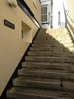 One Cox's Steps, Street, Dartmouth, Devon, England