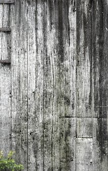 Building, Wood, Architecture, Facade, Panel, Truss, Old