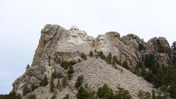 Rushmore, Presidents, Mount Rushmore, Monument, America