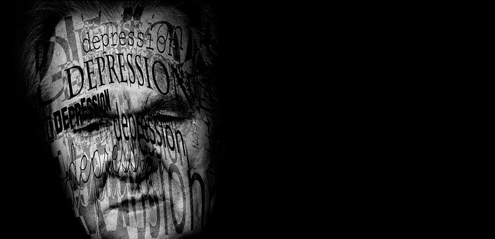 Man, Face, Confused, Head, Depression, Alone