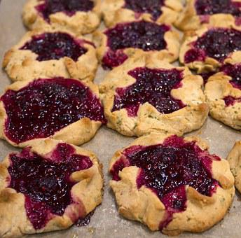 Fruit Tart, Fruit, Baking, Mini Pie, Blackberry