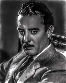 John Gilbert - Male, Portrait, Hollywood, Director