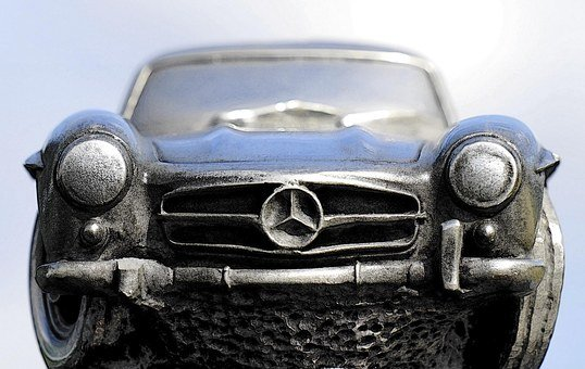 Mercedes, Car, 300sl, Auto, Luxury, Vehicle, Design