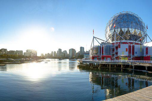 Vancouver, Canada, Science World, British Colombia