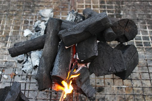 Fire, Charcoal, Barbecue, Hot, Flame, Grill, Heat