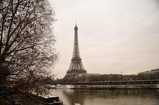 Eiffel Tower, Paris, France, Eiffel, Historical Works