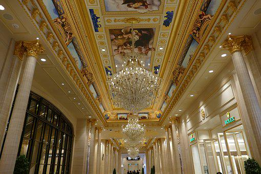 Macau, China, Macao, Asia, Places Of Interest, Casino