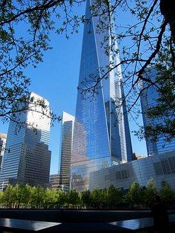 One World Trade Center, New York, Manhattan, Building
