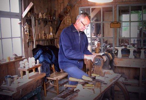 Craft, Crafts, Joiner, Carpenter, Woodworking