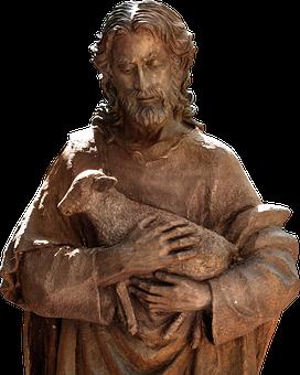 Jesus, Christ, Good Shepherd, Religion, Catholics