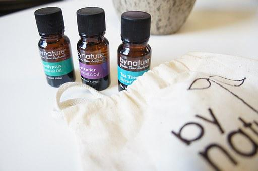 Essential Oils, Lavender, Tea Tree, Eucalyptus