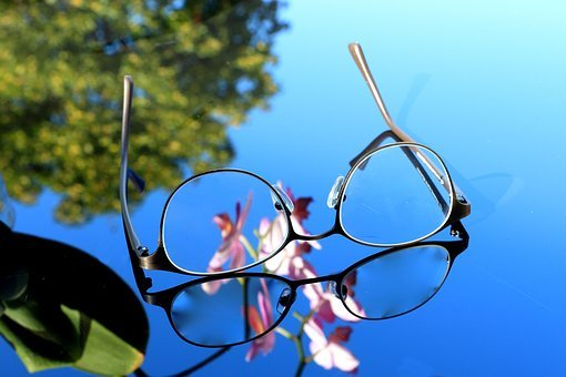 Glasses, See, Lenses, See Sharp, Clearer View