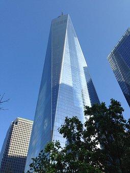 One World Trade Center, Nyc, Landmark, Usa, Building