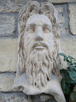 Montignac, Dordogne, France, French, Stone, Carving