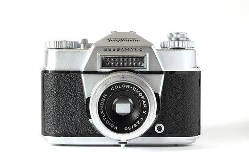 Analog, Voigtlander, Camera, Old, Vintage, Hipster