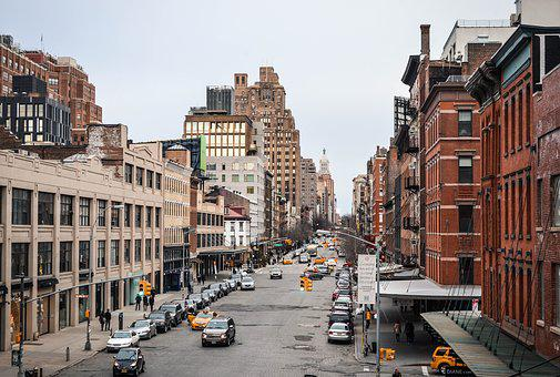 New York, Meatpacking District, Ny, Usa, Manhattan