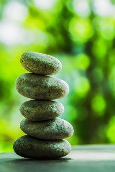 Balancing Stones, Stone, Balance, Rock, Harmony, Spirit
