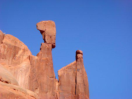 Arches National Park, National Park, United States