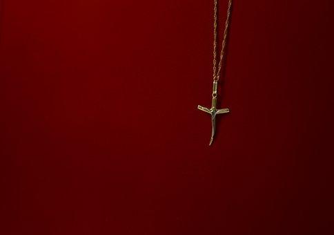Background, Cruz, Jewel, Chain, Jewelry