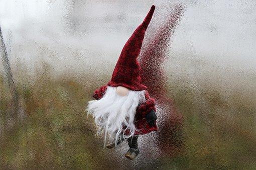Imp, Santa Claus, Fig, Decoration, Christmas Time