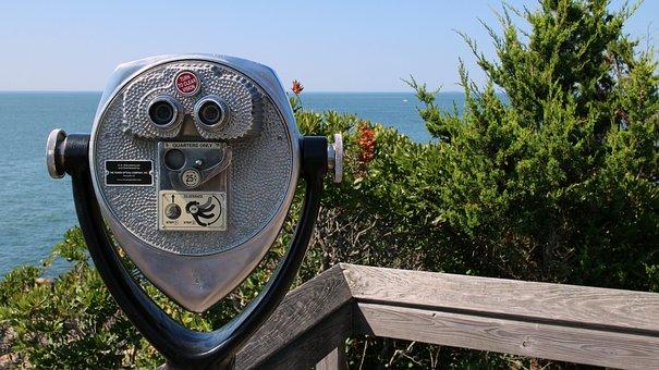 Binoculars, Viewing, Travel, Outdoor, Vision, Looking
