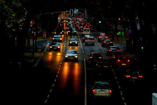 Traffic, Autos, Vehicles, Road, City, Drive, Germany