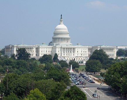 Capitol, Washington, Dc, Architecture, Usa, Government