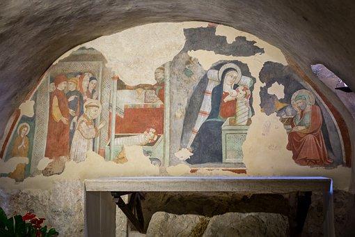 Nativity Scene, Manger, Christmas, Jesus, Nativity