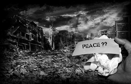 War, Warzone, Refugees, Pain, Helplessness