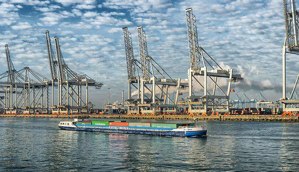 Ship, Freighter, Cargo, Shipping, Transport, Container