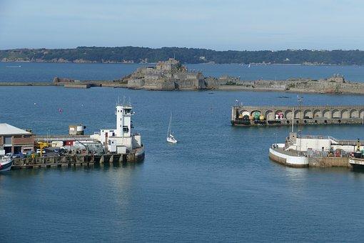 Jersey, England, St Helier, Channel Islands